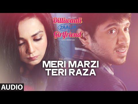 Meri Marzi, Teri Raza song lyrics