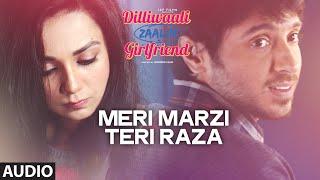 'Meri Marzi, Teri Raza' FULL AUDIO Song | Meet Bros Anjjan | Dilliwaali Zaalim Girlfriend