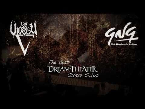 Dream Theater - The Count of Tuscany - Guitar Solos - by Dr.Viossy