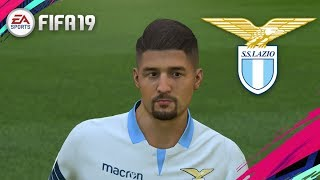 FIFA 19 | SS LAZIO PLAYER FACES - Serie A