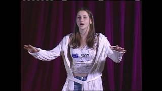 Rachel Miller asks Why Do Fools Fall in Love with her Idol Audition   American Idol