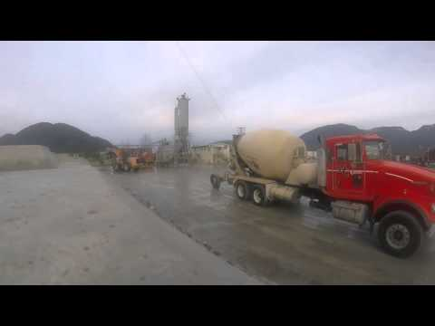 A day in the life of a readymix operator