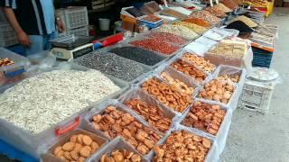 Ayvalık Persembe Pazarı -Local market - Ayvalık Turkey