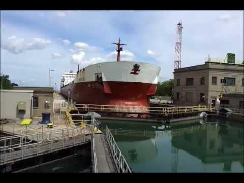 Welland Canal Centre at Lock 3, St Catherines Ontario, Canadaиз YouTube · Длительность: 3 мин16 с