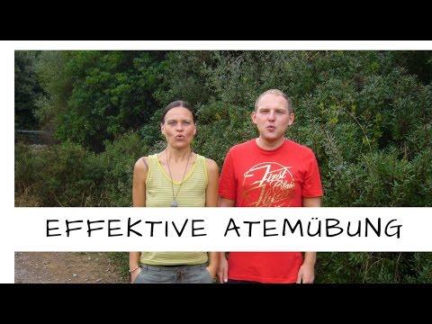 Kurze effektive Atemübung für mehr Energie