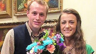 JOSIAH DUGGAR reveals Courting Marjorie Jackson : Jill & Jessa Duggars brother