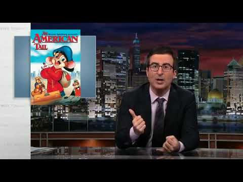 John Oliver's An Actual American Tail