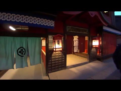 Toei Kyoto Studio Park-YouTube「ハッピー・アワー in 太秦」前編