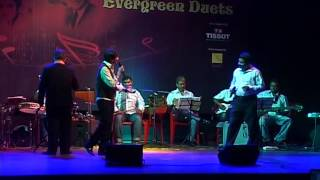 SAAWAN KA MAHINA DUET LAWRENCE SHETTY WITH SAIRAM IYER