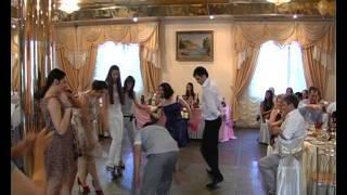 помолвка Тиграна и Анны г. Красноярск