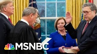 Rule Of Law Already Broken Where It Involves Trump | Rachel Maddow | MSNBC