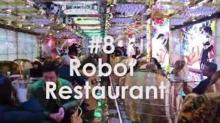 Top 10 things to do in Japan (robots, Harajuku, cat cafes and more!)
