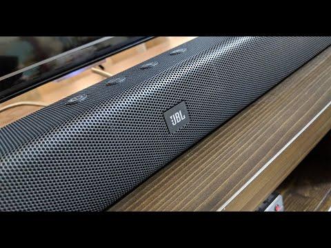 Лучшие акустические системы! Саундбар Jbl Bar 2.1 Deep Bass. Конкурент домашнему кинотеатру. Новости