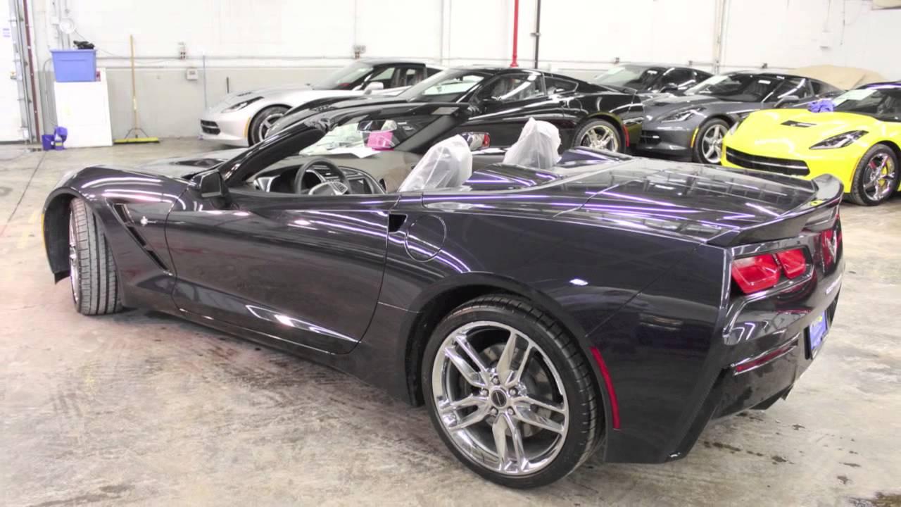 2014 corvette convertible for sale in wheeling illinois at bill stasek chevrolet youtube. Black Bedroom Furniture Sets. Home Design Ideas
