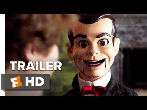 Goosebumps 2: Haunted Halloween Trailer #1...