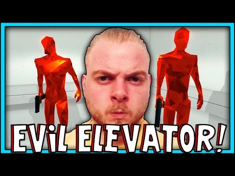 SquiddyPlays - SUPER HOT! - EVIL ELEVATOR [2]