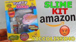 SLIME KIT COMPRATO DA AMAZON AMERICA! EPIC FAIL? Iolanda Sweets