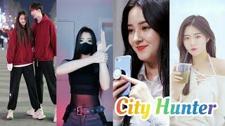 Couple fashion on the Street (Ep3)   Chinese tiktok Hindi   Hindi Korean tiktok videos   City Hunter