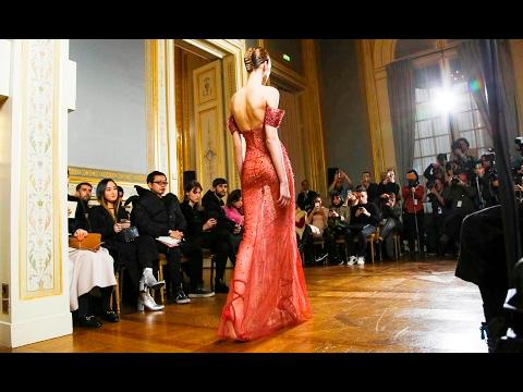Francesco Scognamiglio   Haute Couture Spring Summer 2017 Full Show   Exclusive