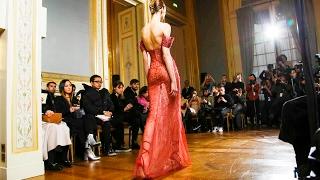 Francesco Scognamiglio | Haute Couture Spring Summer 2017 Full Show | Exclusive