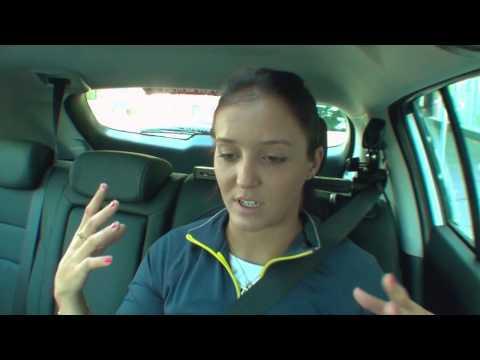 Laura Robson: Kia Open Drive - 2014 Australian Open