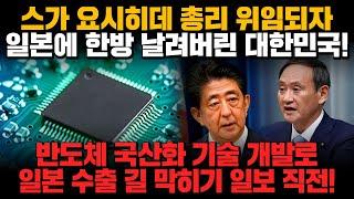 [경제] 스가 요시히데 총리 위임되자 일본에 한방 날려…