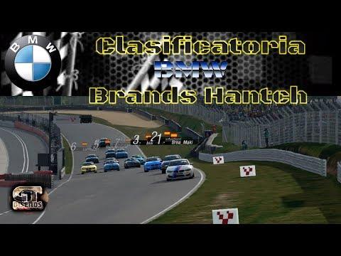 GT sport 1°Clasificatoria Liga de Fabricantes/BMW