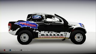 Forza Horizon 2 - 2014 Ford Ranger T6 Rally Raid