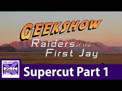 Geekshow Podcast | Indy Supercut | Shot Of The Week