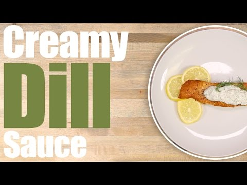 Creamy Dill Sauce Recipe