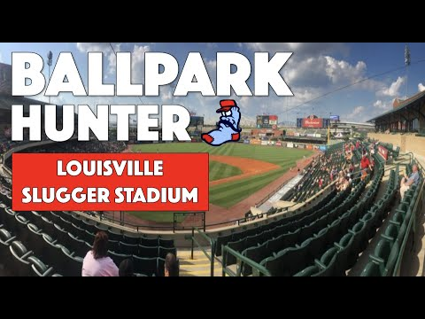 Stadium Journey visits Louisville Slugger Field