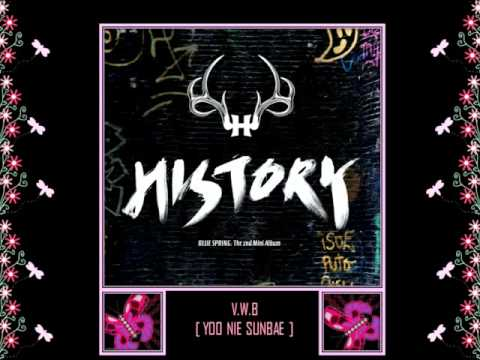 HISTORY- WHAT AM I TO YOU [AUDIO]