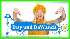 Etsy und DaWanda: Selbstgemachtes online verkaufen