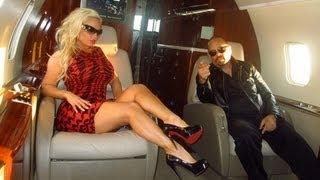 Rapper Ice T & Tommy Beef Dont Follow Me Sensitive Punks!