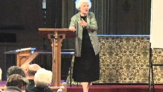 "Phyllis Tickle - ""Emergence Christianity"" - Session 3"