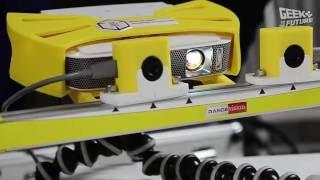 Обзор 3D сканера RangeVision Smart