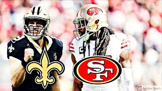 49ers Vs. Saints Week 14 Pump Up | San Francisco 49ers Football