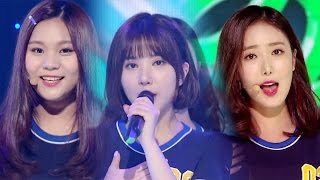 《Comeback Special》 GFRIEND (여자친구) - Gone With The Wind (바람에 날려) @인기가요 Inkigayo 20160717
