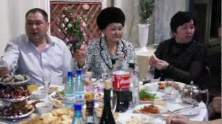 сва́дьба kyrgyz wedding MIRLAN cousin Islam