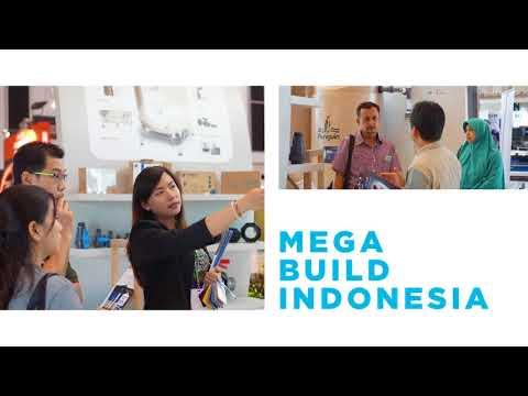Megabuild Jakarta JCC (Jakarta Convention Centre) 15 - 18 Maret 2018 - Penguin Indonesia