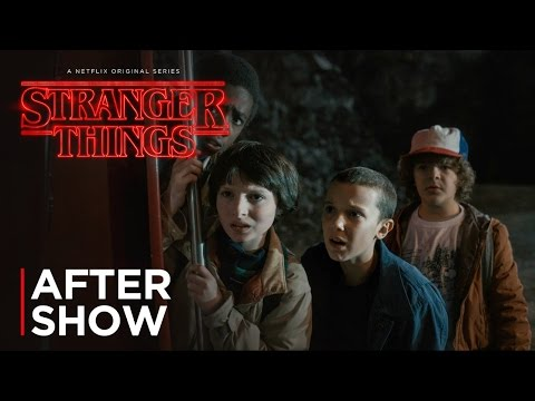 Stranger Things After Show | Chapter Six: The Monster | Netflix