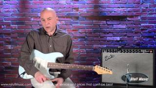Suhr Classic Pro SSS Electric Guitar | N Stuff Music Product Review