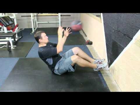 Top 4 Medicine Ball Ab Workout Drills Get a Ripped and Stron