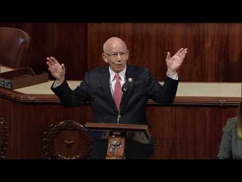 Ranking Member DeFazio speaks on House floor on investment in transportation