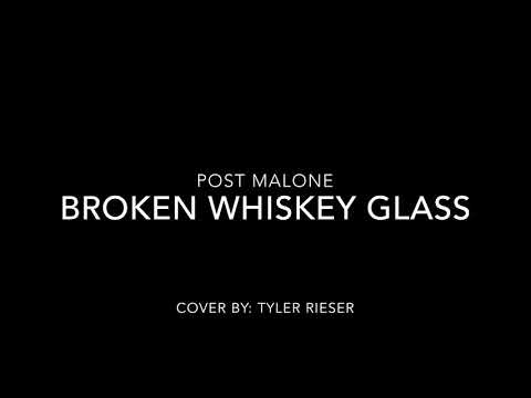 Post Malone - Broken Whiskey Glass cover