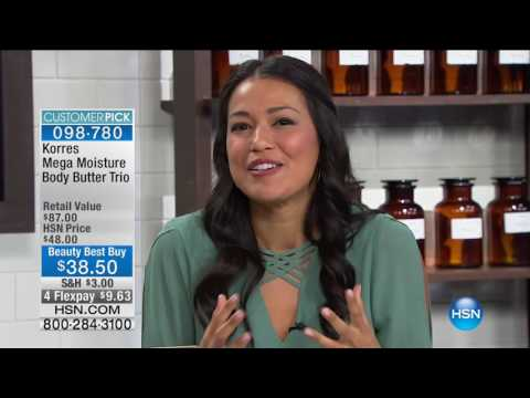 HSN | HSN Today: KORRES Beauty 10.03.2016 - 07 AM