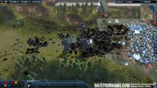 Supreme Commander 2 Gameplay 1