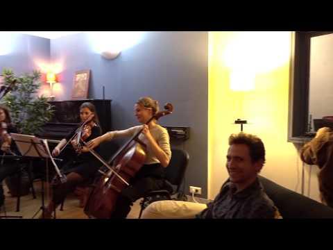 Basin Street Blues // Paris Jazz Sessions Feat Adrian Cox, Joe Webb & Björn Ingelstam