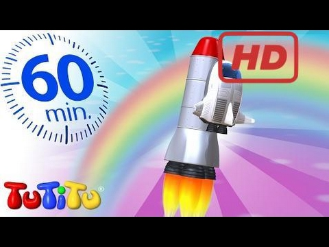 School for Kids | TuTiTu Specials | Spaceship | And Other Popular Toys for Children | 1 HOUR Specia