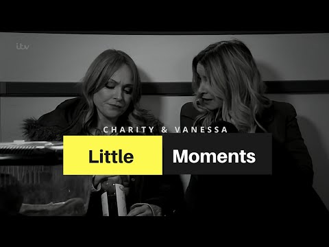 Charity and Vanessa || Little Moments